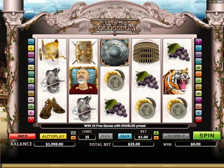 25 Free spins casino at Casino com