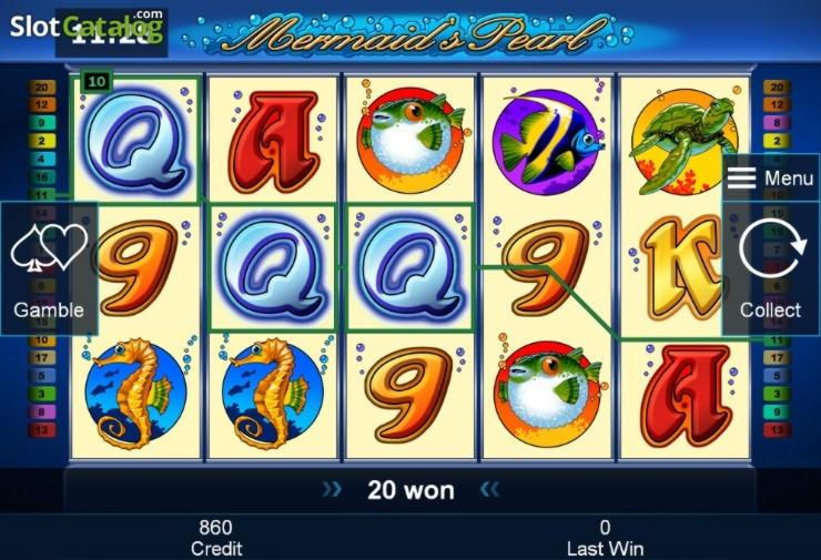 35 free casino spins at Mansion Casino