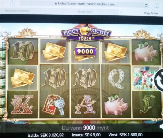 $4910 NO DEPOSIT BONUS at Casino Share