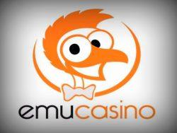 £350 FREE Casino Chip at Emu Casino