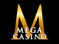 890% Signup casino bonus at Mega Casino