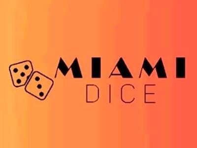 Snímka obrazovky kasína Miamidice