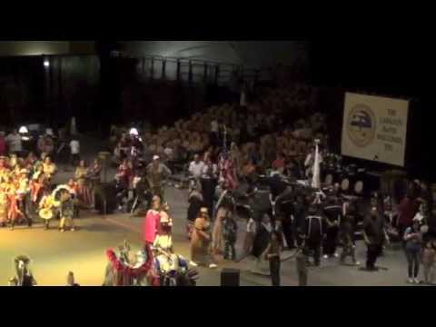 Bird Singer Grand Entry Indio PW 2012