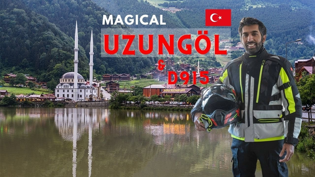 Magical Uzungol and D915 Trabzon Turkey Ep. 37 | Motorcycle Tour Germany to Pakistan and India